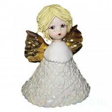 Ангел-колокольчик со светлыми волосами