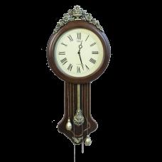 Часы классические настенные с маятником Мон Амур