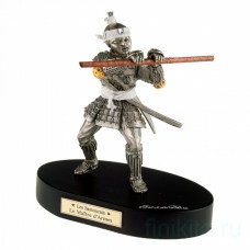 Cтатуэтка Самурай с боевым мечом
