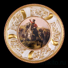 "Декоративная тарелка на стену ""1812 г."""