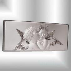 """Декоративное панно """"Ангелы"""" 35х15"""
