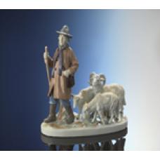 "Фигурка ""Пастух с овечками"""