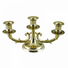 Канделябр Болонья на 3 свечи