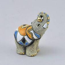 Керамическая статуэтка Азиатский слоненок