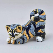 Керамическая статуэтка Кошка