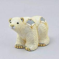 Керамическая статуэтка Полярный медведь