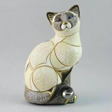 Керамическая статуэтка Сиамская кошка