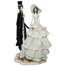 """Скульптура """" Свадебная пара"""""""