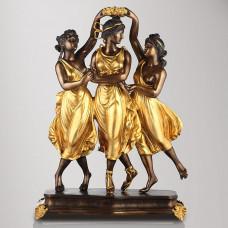 """Скульптура """"Три танцовщицы"""""""