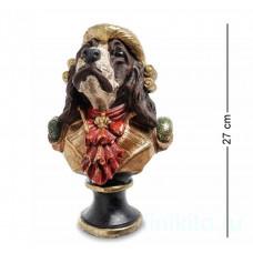 "Статуэтка "" Собака Жан-Пьер"" 904434 Noble Style"