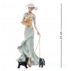 """Статуэтка """"Дама с собаками"""" 102071 Pavone"""