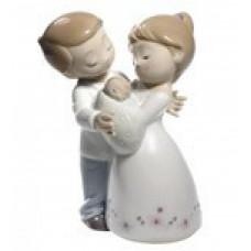 """Статуэтка NAO """"Любовь это...Наш ребенок"""""""