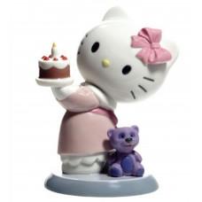 "Статуэтка NAO ""С днем рождения Hello Kitty"""