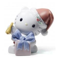 """Статуэтка NAO """"С новым годом Hello Kitty!"""""""