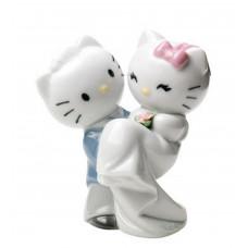 """Статуэтка NAO """"Свадьба Hello Kitty"""""""
