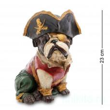 "Статуэтка ""Собака Капитан Флинт"" 904459 Noble Style"