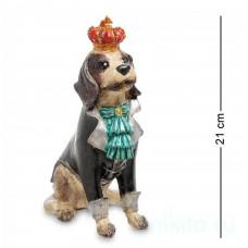 "Статуэтка ""Собака Луи"" 904461 Noble Style"