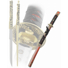 """Вакидзаси """"Токугава"""" самурайский меч"""