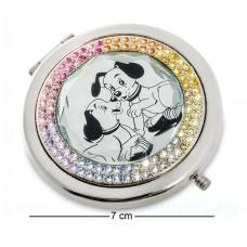 Зеркало серебр. 601681